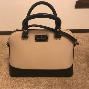 Kate Spade small Rachelle Wellesley Satchel
